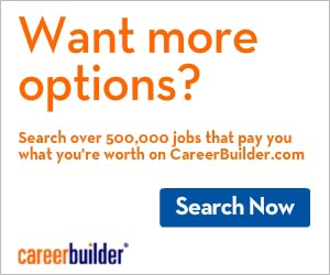 Find your next job here!