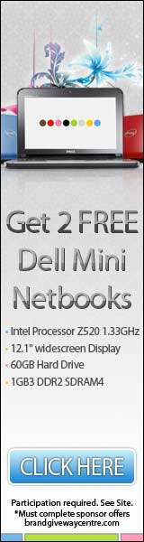 Get 2 Free Dell Mini Notebooks  Click here for details...