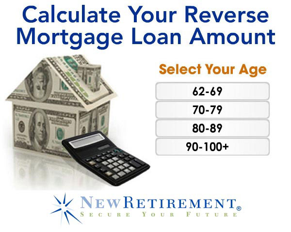Calculate Your Reverse Mortgage Loan Amount! - Click here...