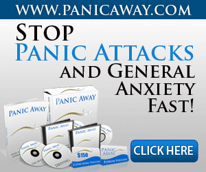 Stop Panic Attacks!  Click here for details...