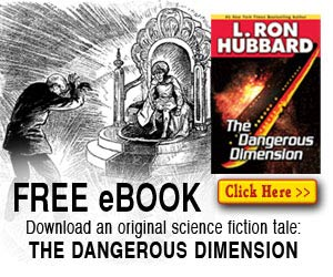 The Dangerous Dimension - FREE eBook!  - Click here for details...