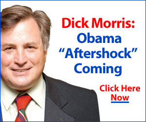 Join Dick Morris for The Real State of the Union! Click here for details...