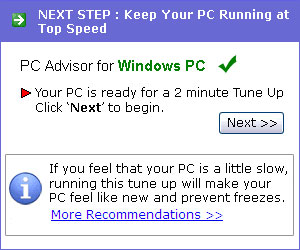 Keep Your PC Running at Top Speeds - Click here for details...