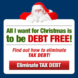 Ring in the New Year and Remove IRS Tax Penalties - Click here for details...