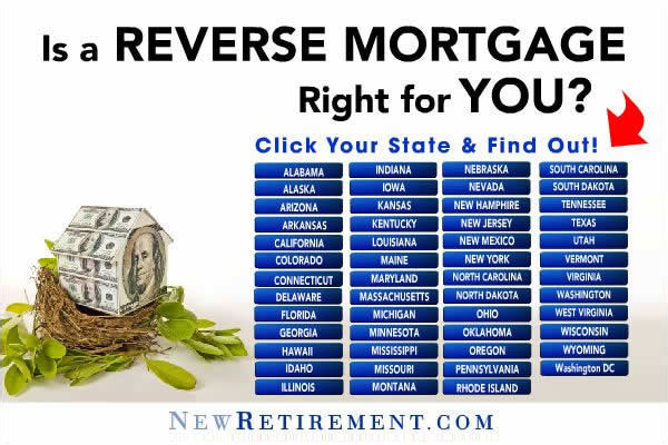 Is a Reverse Mortgage Right For You? - Click here...