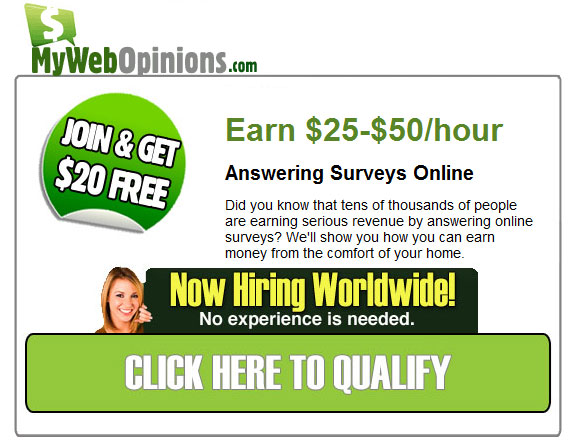 Great PT Income - Get paid to test websites