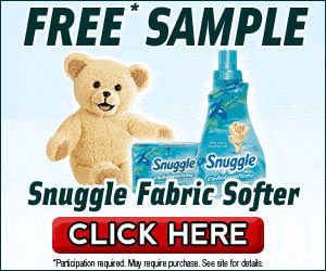 Free Snuggle Sample - Click here for details...