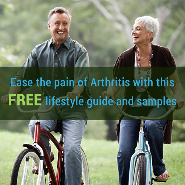 Free Arthritis Guide and Samples!