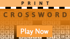Crossword Print